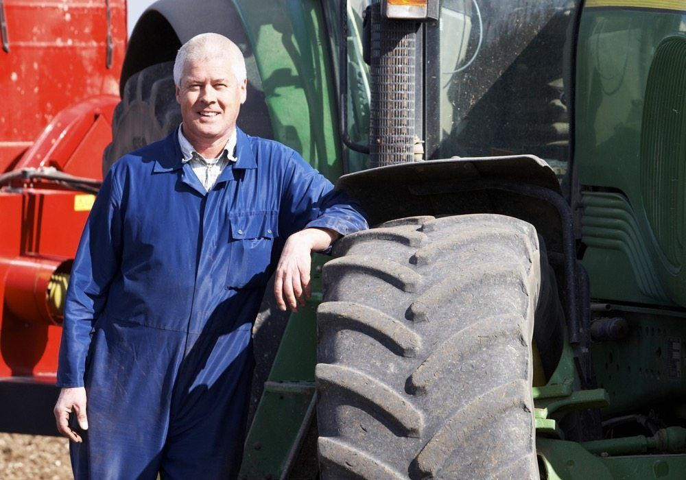 Sure, your farm is insured. But are you? Insurance, Farm