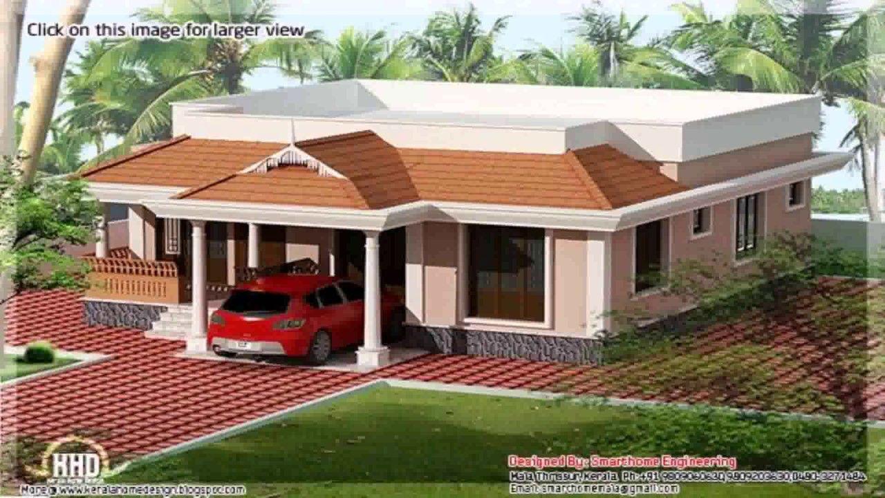 15 Pics Review House Design Single Floor 3 Bedroom And Description In 2020 Kerala House Design Single Floor House Design Model House Plan