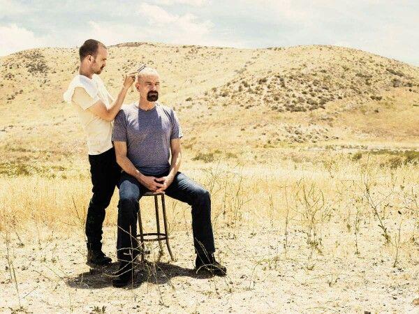 Aaron and Brian #breakingbad #jesse #heisenberg