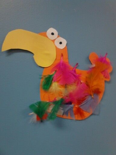 Zoo Crafts For Toddlers Craft Ideas Pinterest Parrot Craft
