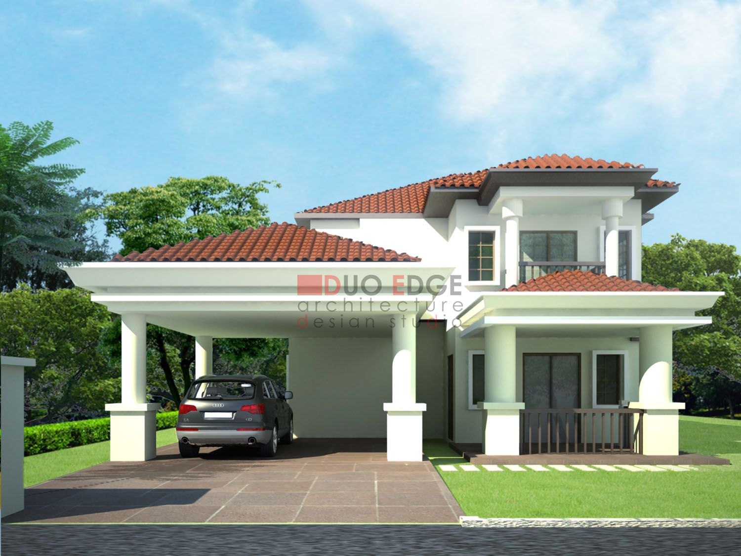 Latest House Design in Philippines Modern Bungalow House