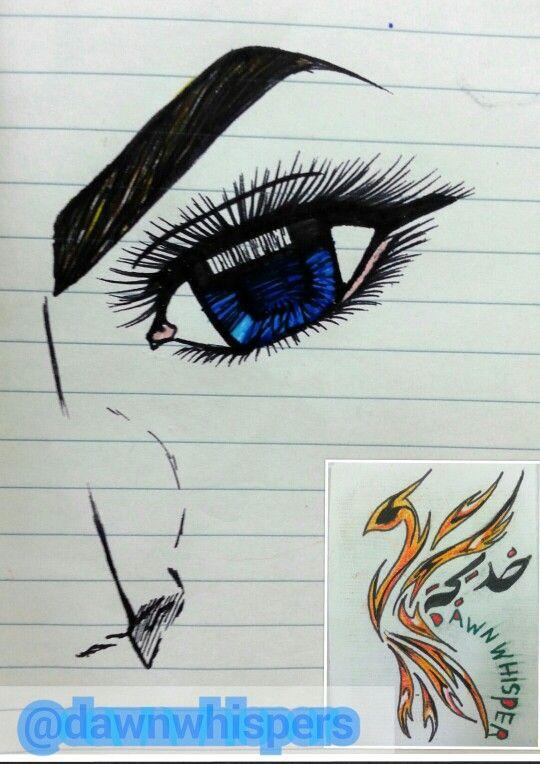 my last sketch..