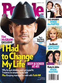 Tim McGraw: 'I Feel Better Than Ever'