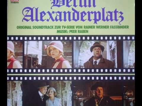 Berlin Alexanderplatz Original Soundtrack Rainer Werner Fassbinder Berlin Soundtrack The Originals