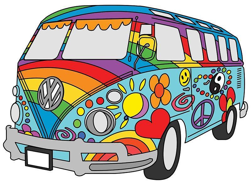 микроавтобус картинка рисунок поэтому