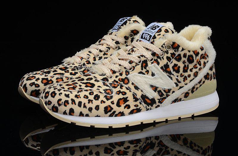 Leopard Wool For Winter Women shoes