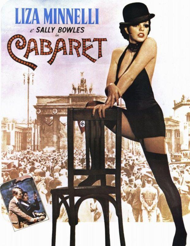 Cabaret Foreign 11x17 Movie Poster 1972 Cabaret Movie Liza