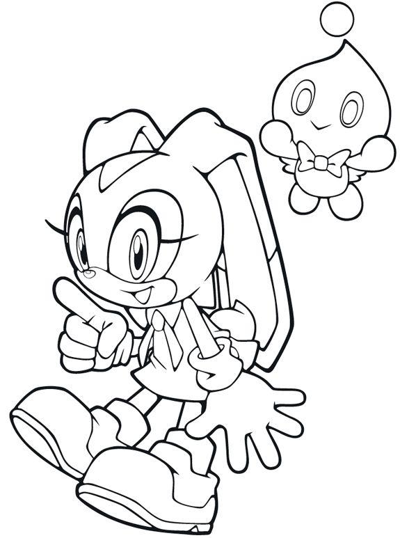 Resultado de imagem para sonic para colorir sonic for Sonic dash coloring pages