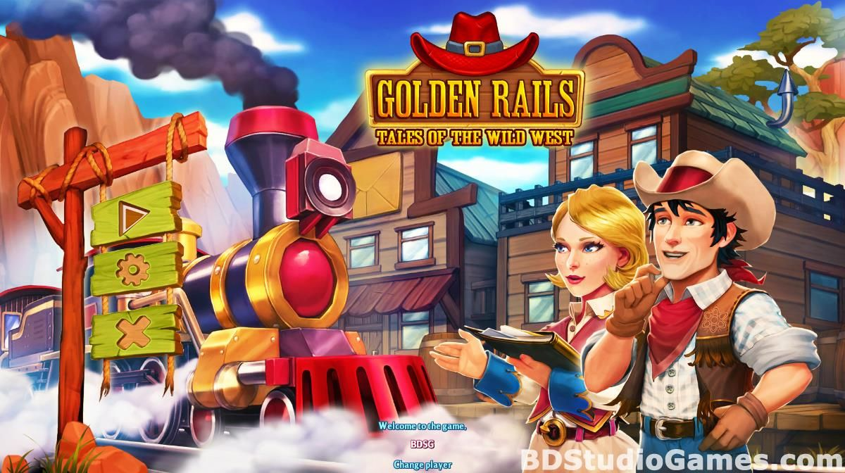 Golden Rails Tales of the Wild West Free Download Wild
