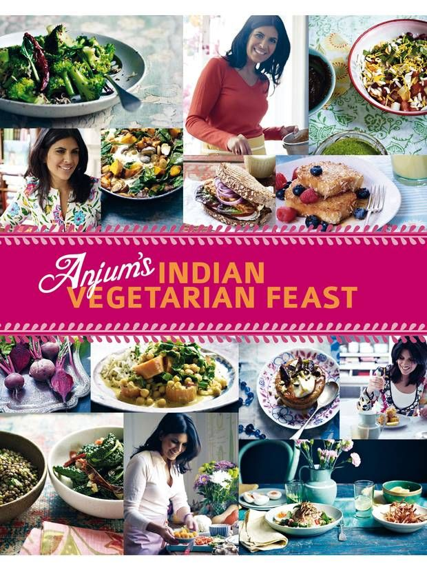 14 best vegetarian cookbooks anjum anand naan and street food 14 best vegetarian cookbooks chef anjum anandkitchen bookshelfhealthy indian foodscookery booksrecipe forumfinder Images