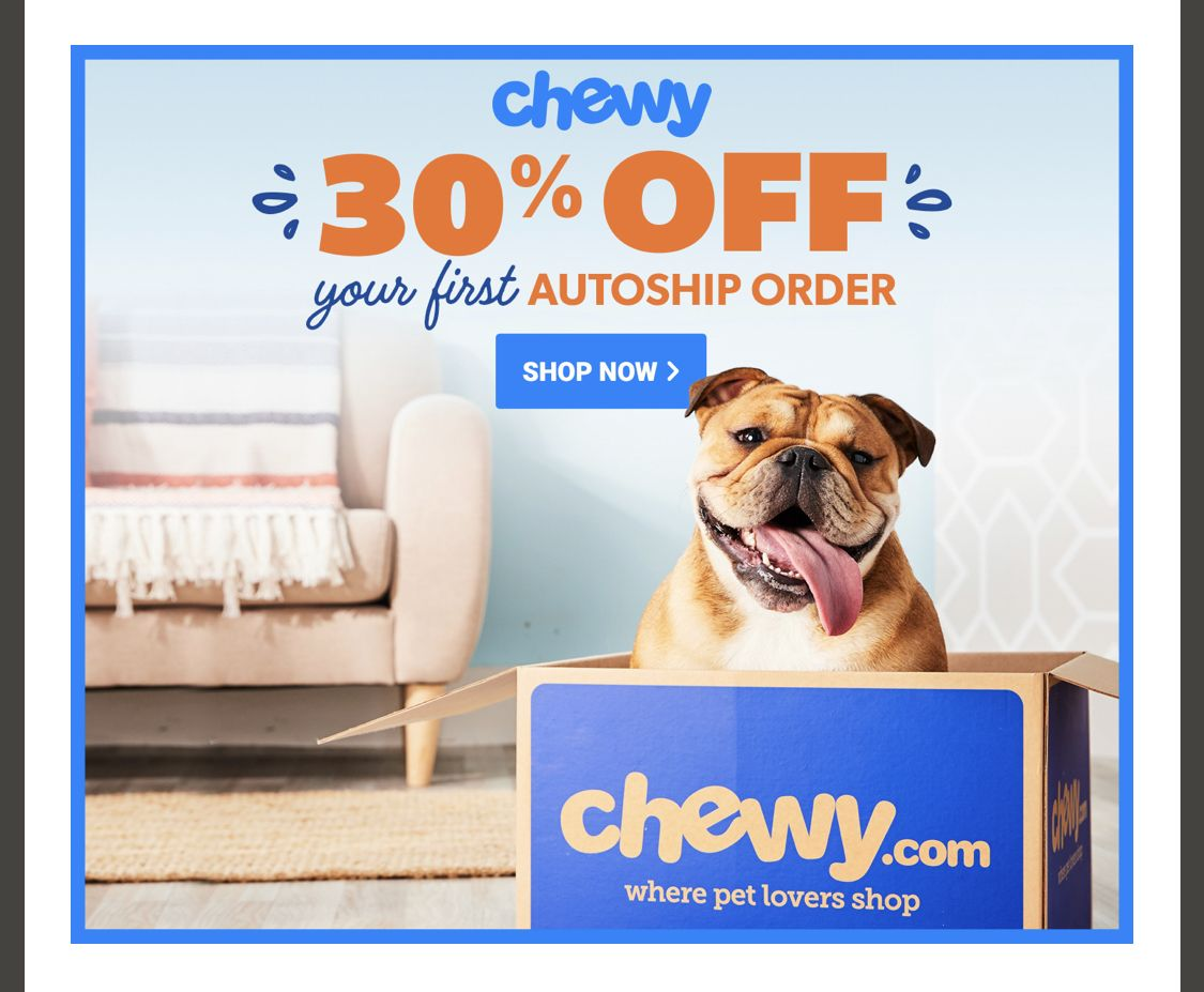 A Dog Moms Savior Chewy Auto Ship In 2020 Dog Supplies Dog Mom Dogs