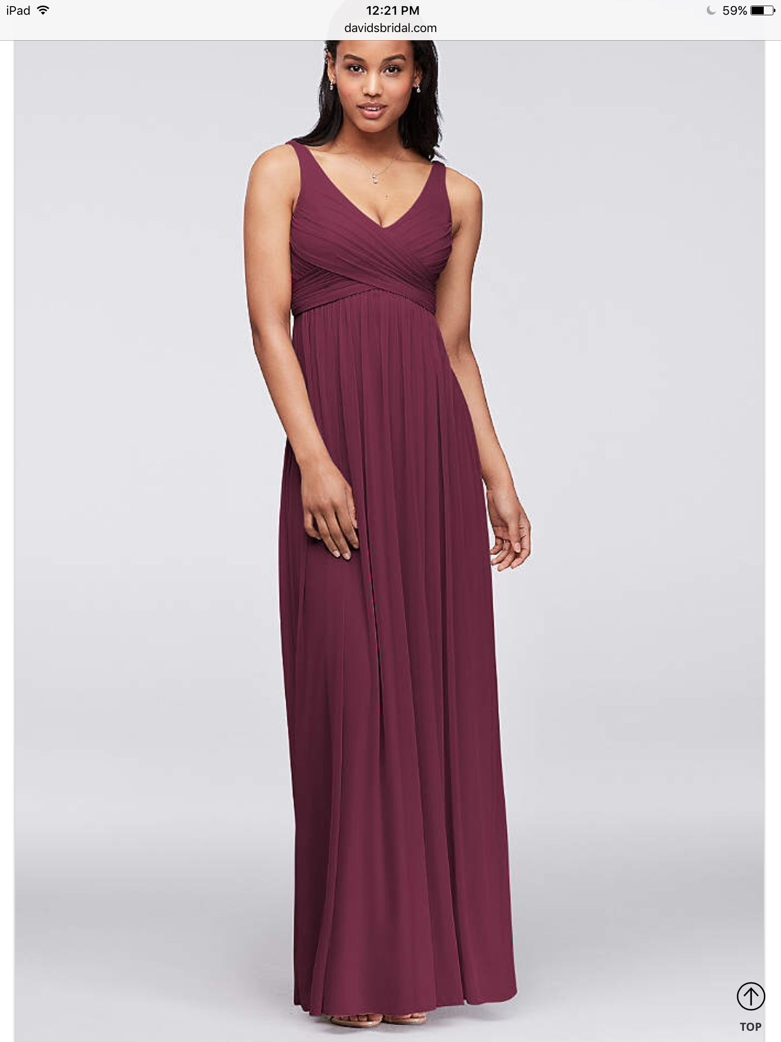 Wine colour for bridesmaid dresses from davidus bridal sheridanus