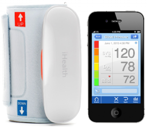 Carevium ALF apps can take vital signs data from iHealth