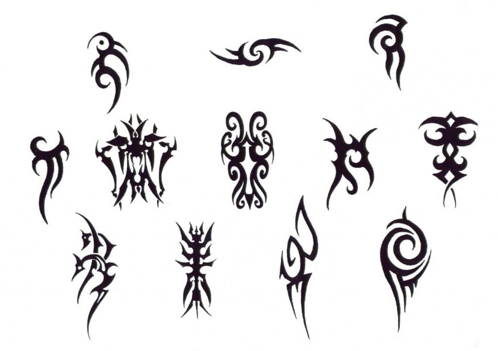 Small Tribal Tattoos For Men Small Tribal Tattoos For Men Tattoo Body Small Tribal Tattoos Simple Tribal Tattoos Tribal Tattoo Designs
