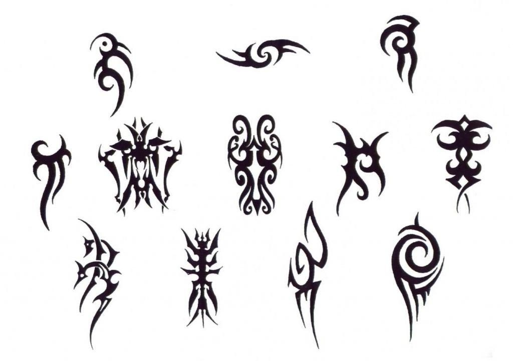 Small Tribal Tattoos For Men Small Tribal Tattoos For Men