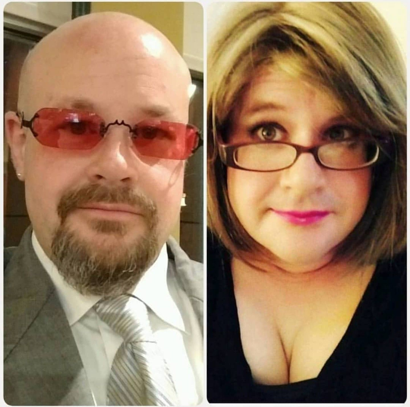 Before And After Male To Female Transgender Mtf M2F -5927