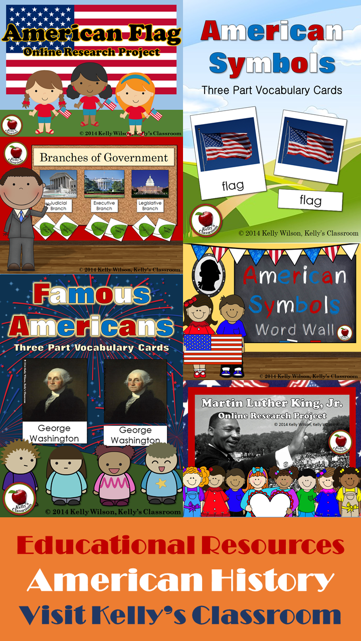 Educational Resources For American History The American Flag