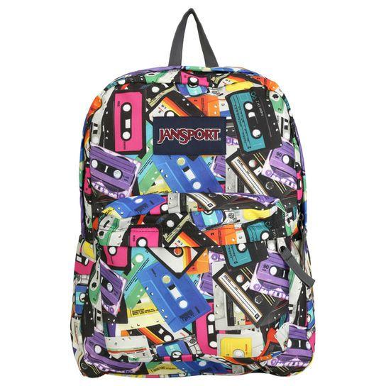 69d05a983 Mochila Jansport Superbreak - Verde Militar … | cool backpacks in ...
