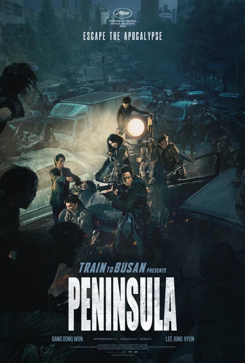 Estacion Zombie 2 Peninsula Pelicula Indu Completa En Espanol Latino Hd Sin Registrarse Busan Train To Busan Movie Train