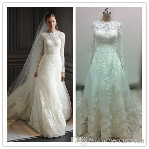 Fabulous Discount Hot Elie Saab Real Sample New Arrival Fashion Luxury Princess A line Wedding Dresses