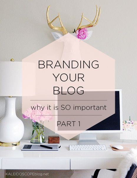 Perhaps it is my graphic design background, but I truly believe in the importance of good branding. Whether it is a business, a product, a blog, or even yourself, the way you present, or brand, the former is what potential customers, clients, employers or readers see first, and whether you...