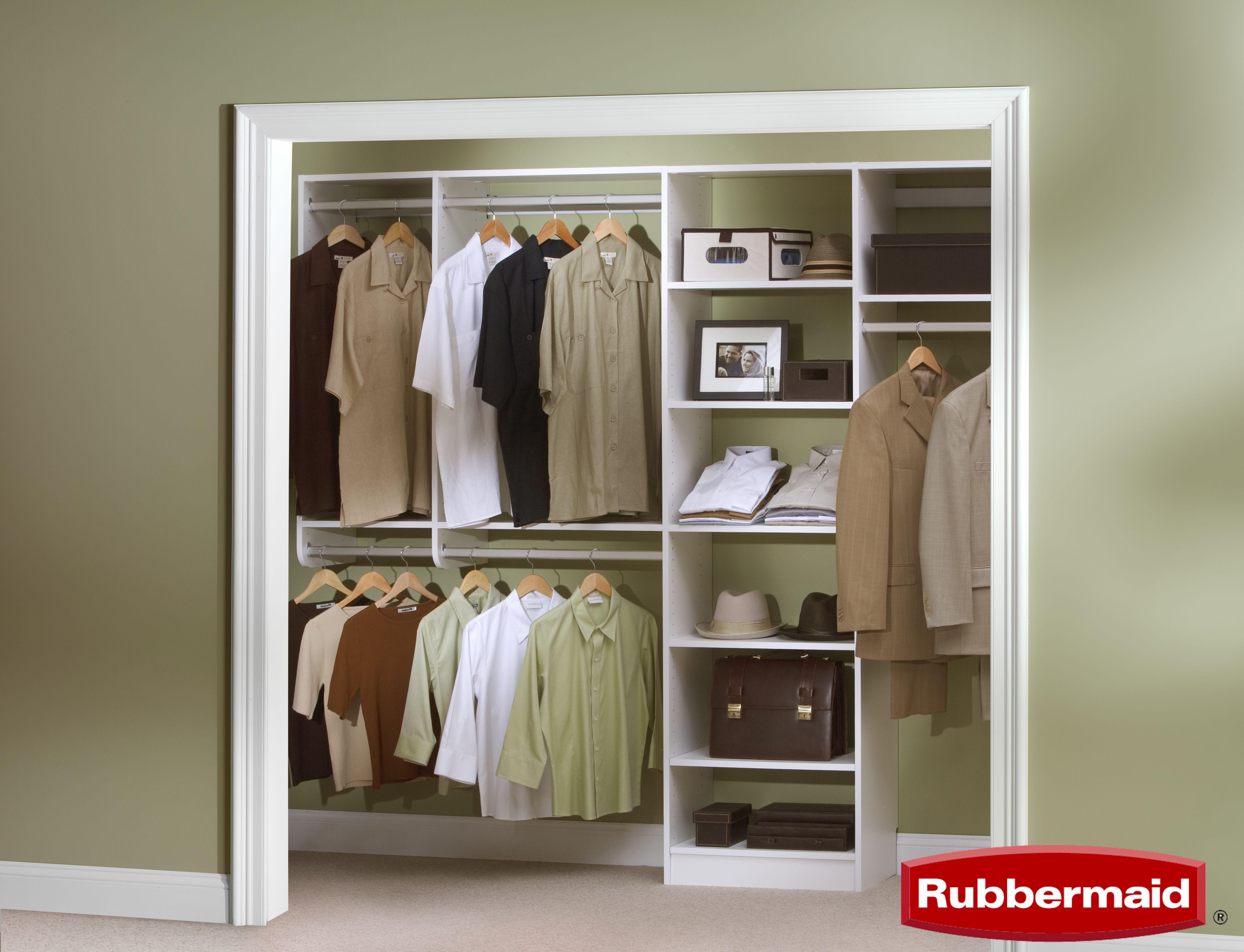 Rubbermaid Closet Configuration Pictures   Bing Images