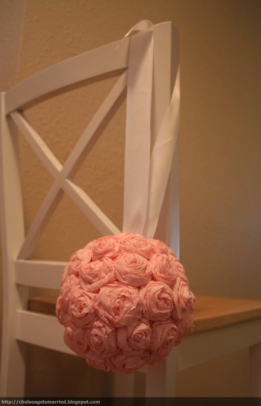 Wedding aisle decor ideas diy  Cool idea for aisle decorations Not sure if Iud have the patience