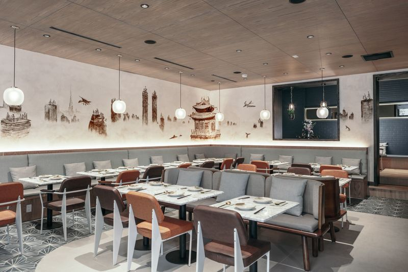 stylishly contemporary chinese eateries | kitchen new york