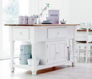 Kücheninsel landhausstil  Landhaus Kücheninsel | Küche | Pinterest | Kücheninsel, Landhäuser ...