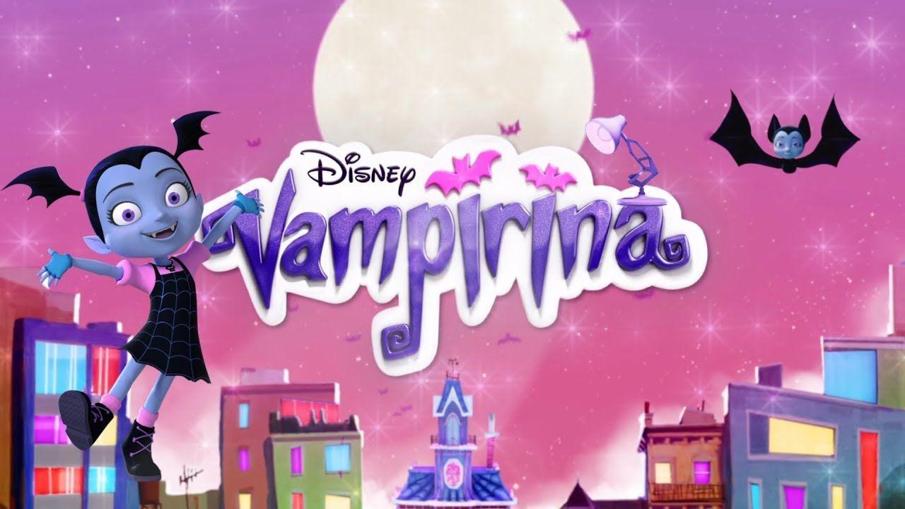 1309 Vampirina Disney Junior Spoof Pixar Lamps Luxo Jr Logo Disney Junior Pixar Lamp Spoofs