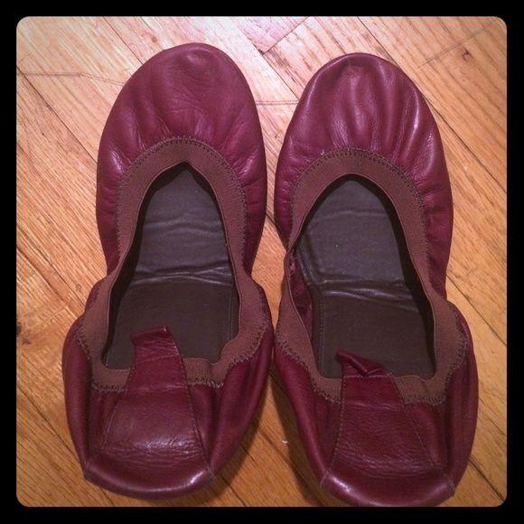 Data purple flat Comfortable Flat~ miz mooz Shoes