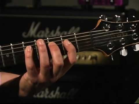 Classic Rock Guitar - 3 Note per String Modes - YouTube