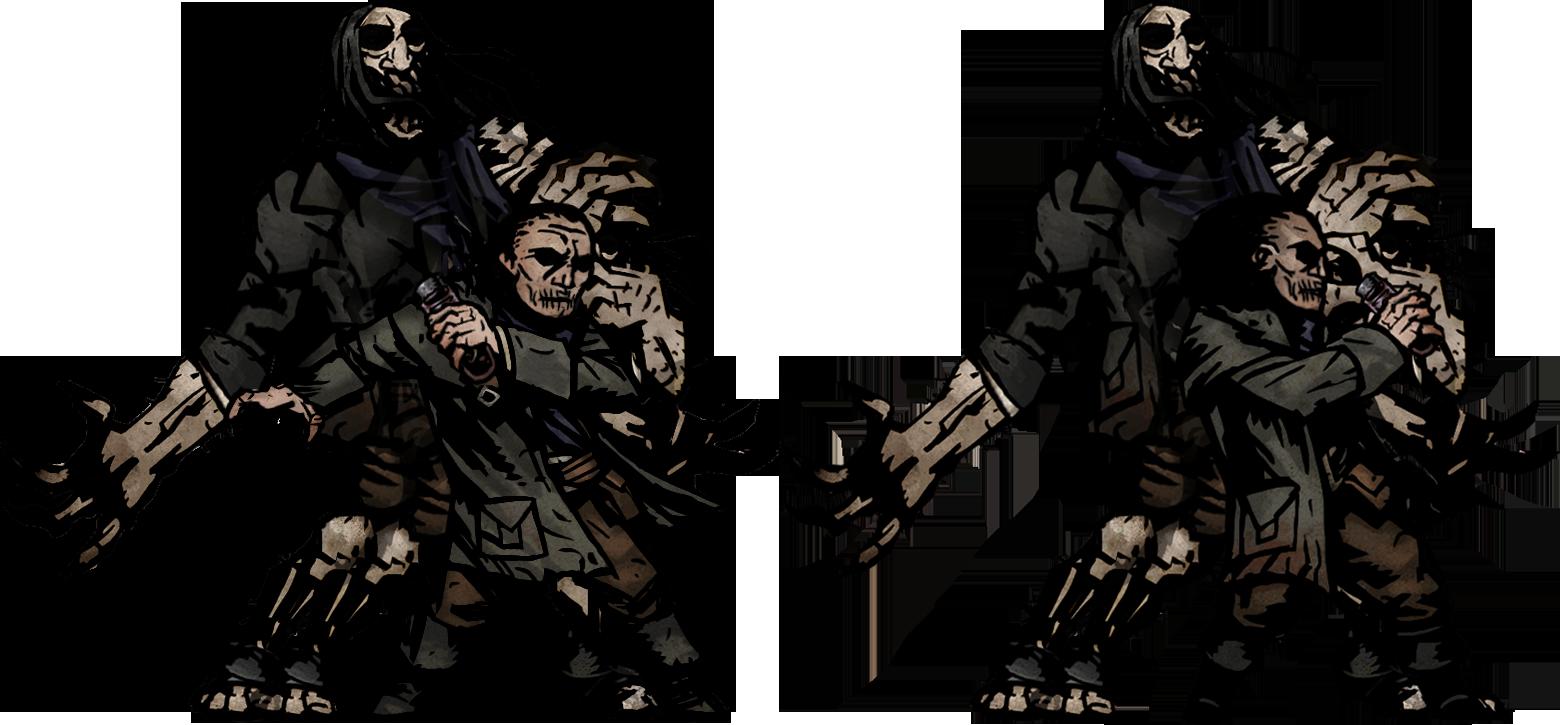 Class Mod The Fiend V1 1 Released Darkest Dungeon Fiend Dungeon
