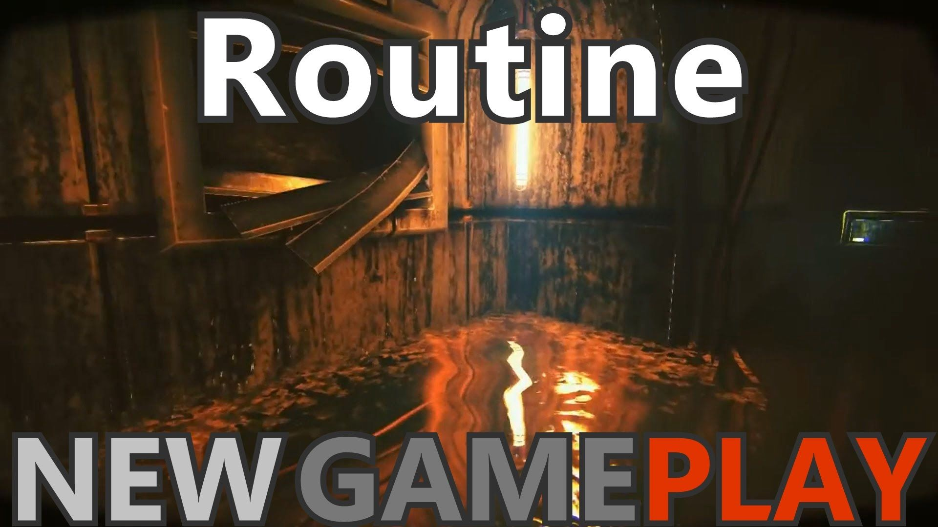 Routine New Gameplay Part 1 Release Date #PC #Windows