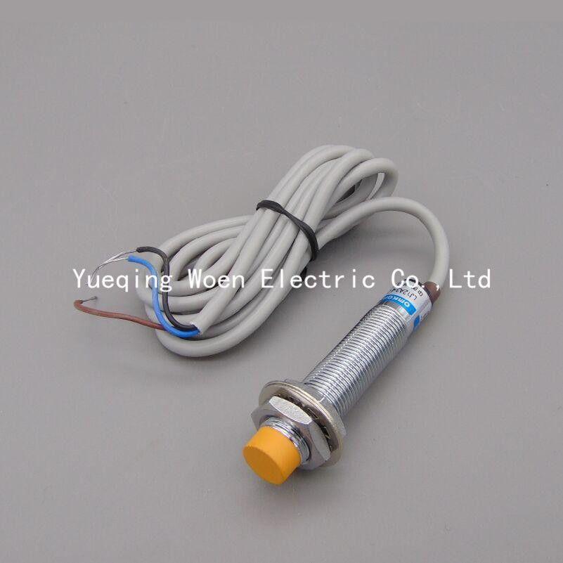 LJ12A3-4-Z/BX proximity switch 24V three wire DC NPN normally open ...