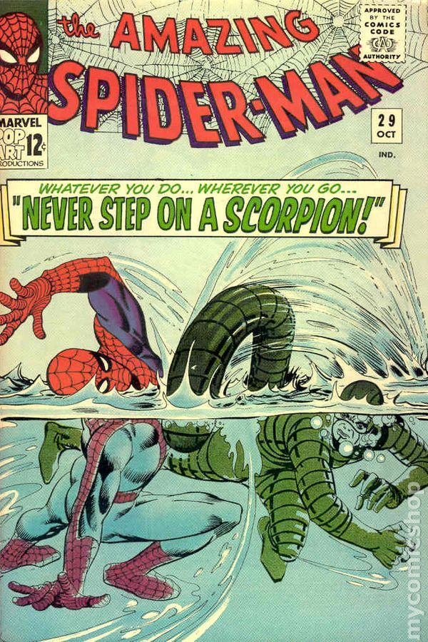amazing spider man 29 comic - Google Search