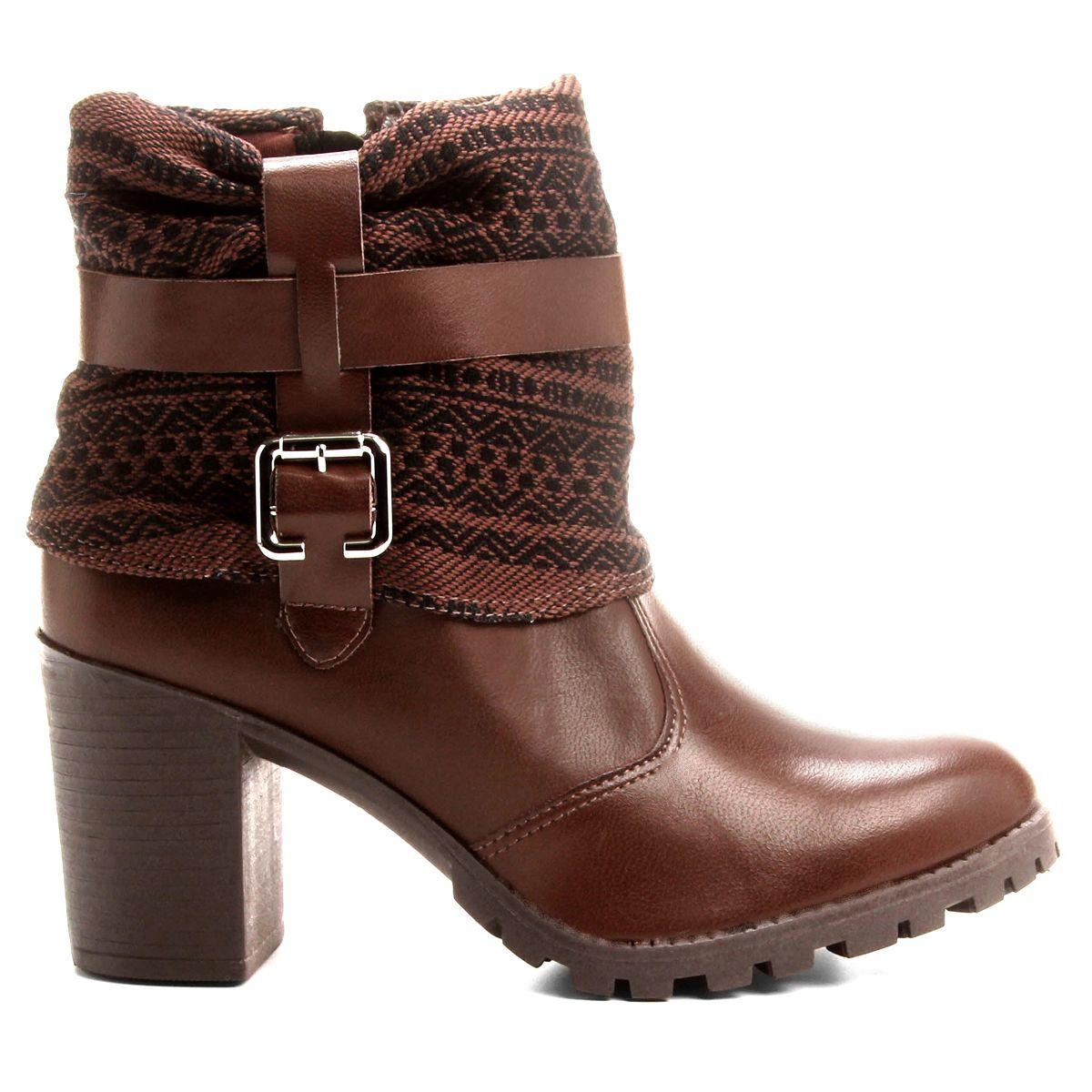 72a55a303c7dde Bota Mississipi Salto Grosso Preto | Zattini | Shoes | Botas ...