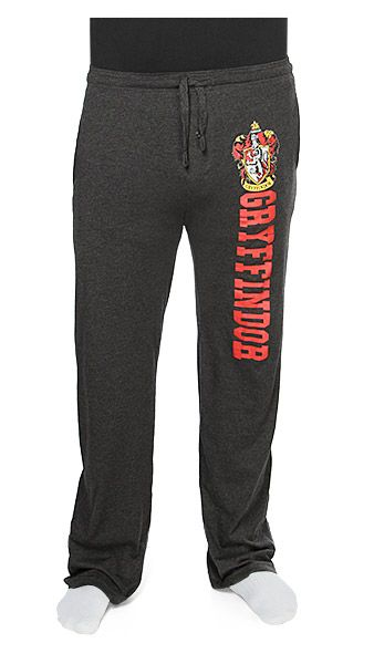 0c284f44b8a8 Harry Potter House Lounge Pants - GRYFFINDOR -- this is a NEED ...