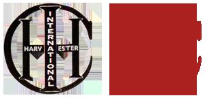 Restoring Cornelia International Harvester Truck Logo History