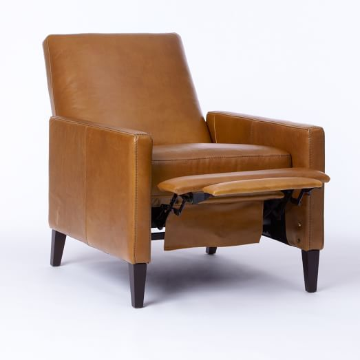 Amazing Sedgwick Recliner Sauvage Leather Chalk In 2019 Short Links Chair Design For Home Short Linksinfo