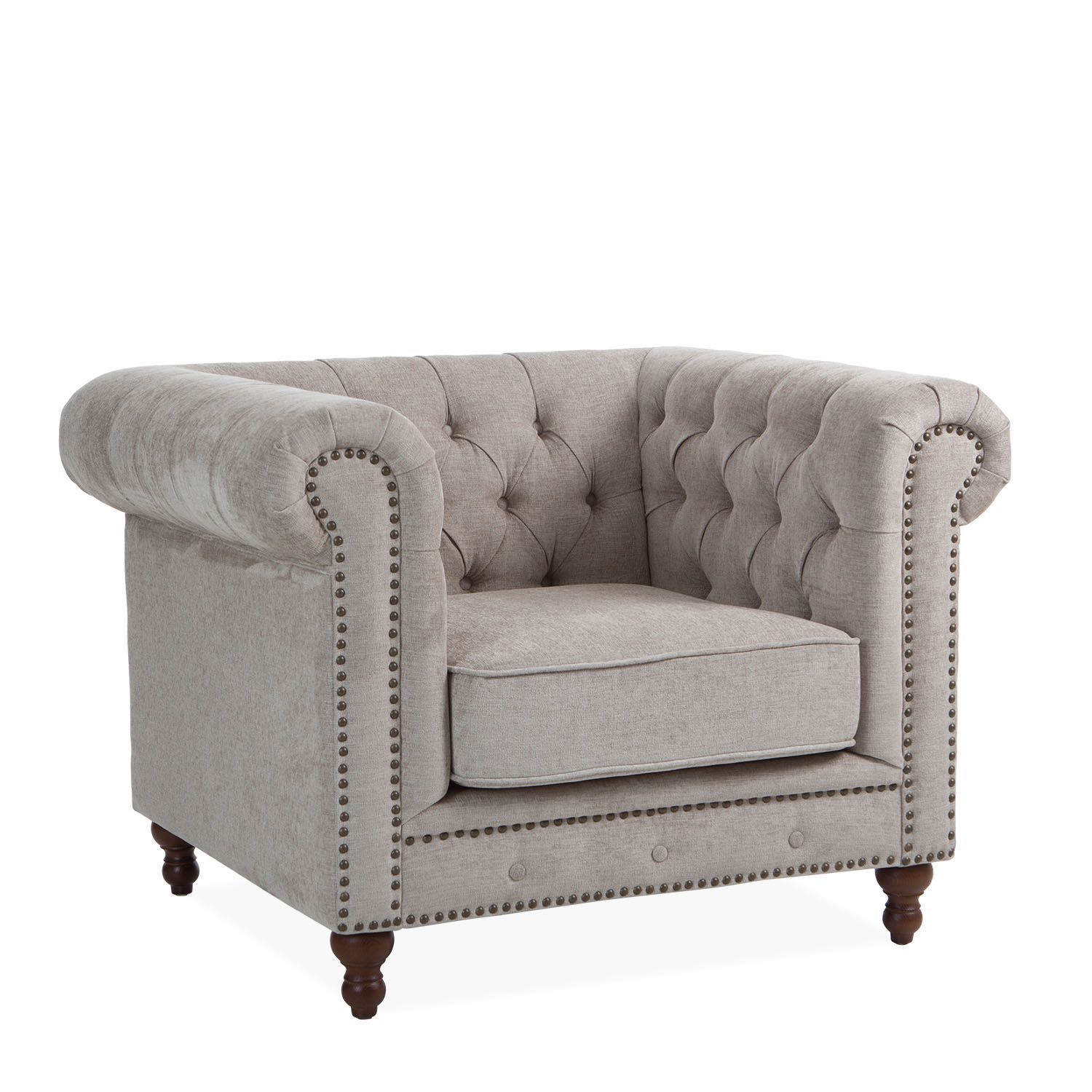 Silln CHESTER FABRIC  Muebles  Sof chester Sillones