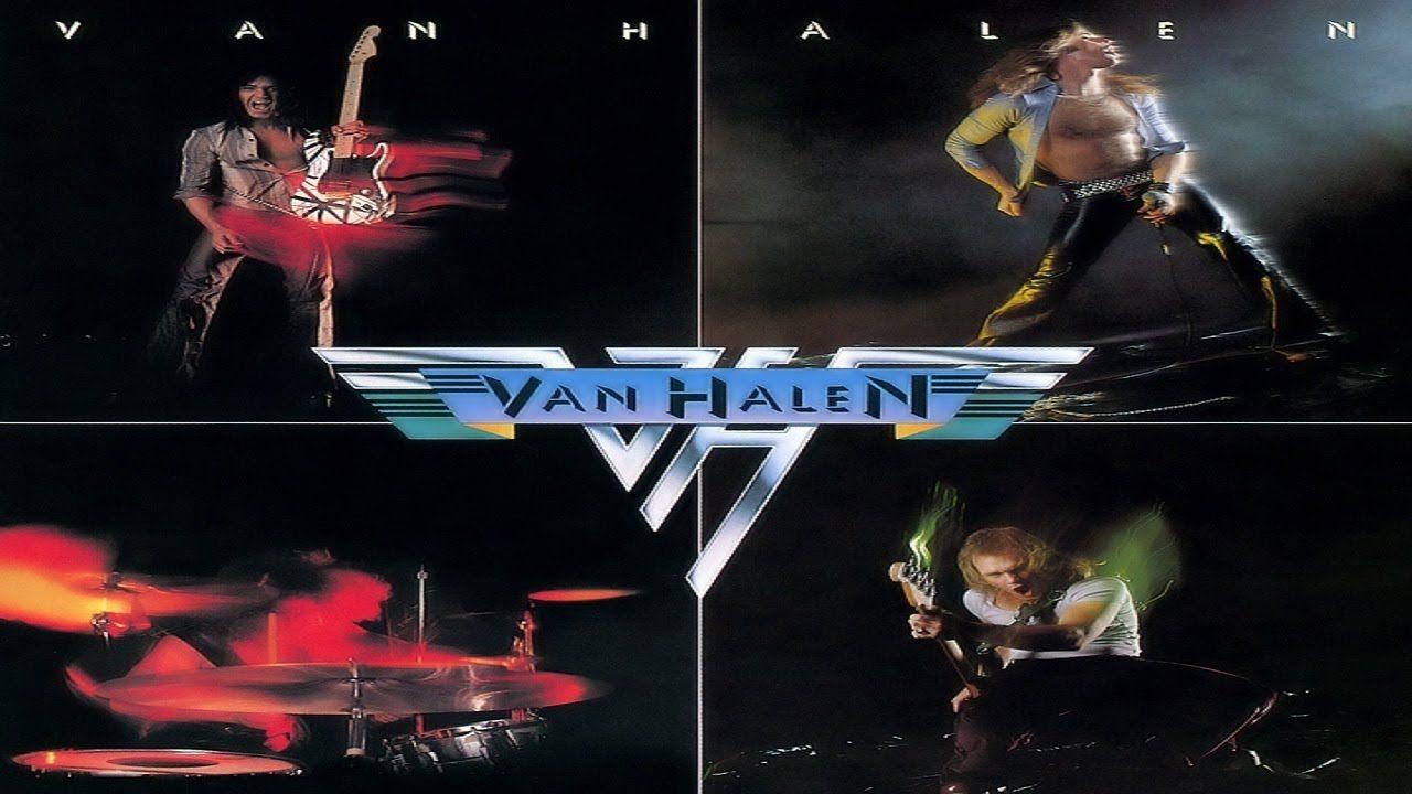 Van Halen I M The One 1978 Remastered Hq Rock Album Covers Van Halen Halen
