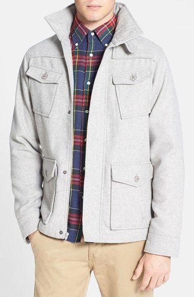 Kane & Unke Field Jacket | Field jacket, Men's coats
