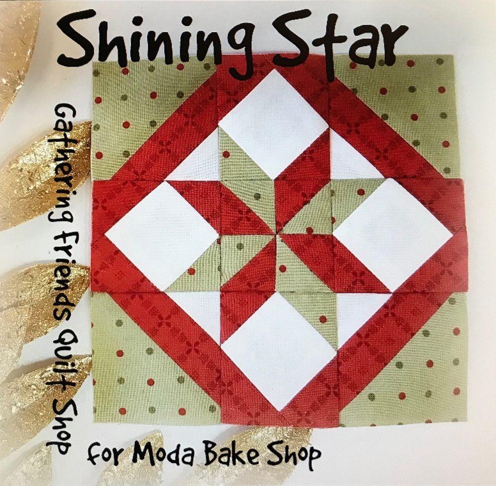 Countdown to Christmas: Shining Star