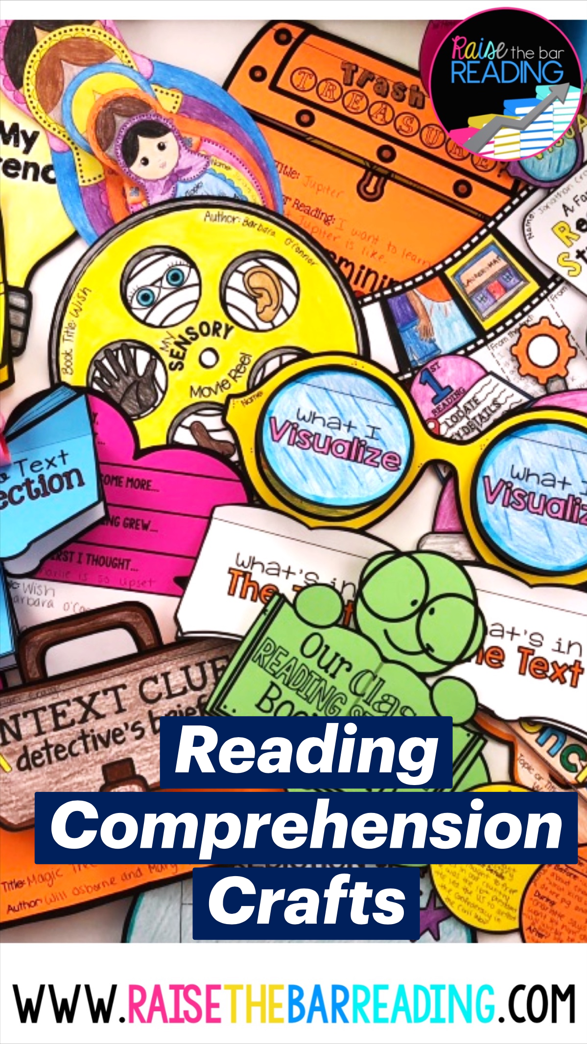 Reading ComprehensionCrafts