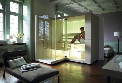 Pin By David Barwin On Enjoy | Pinterest | Saunas, Modern Saunas And Sauna  Room