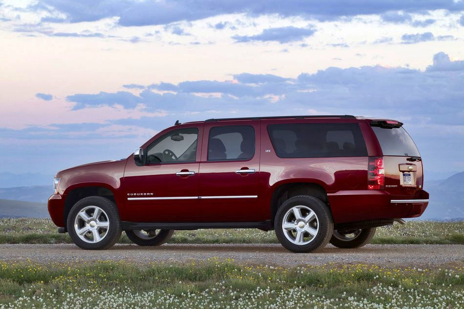 2011 Chevrolet Suburban Review Specs Pictures Price Mpg