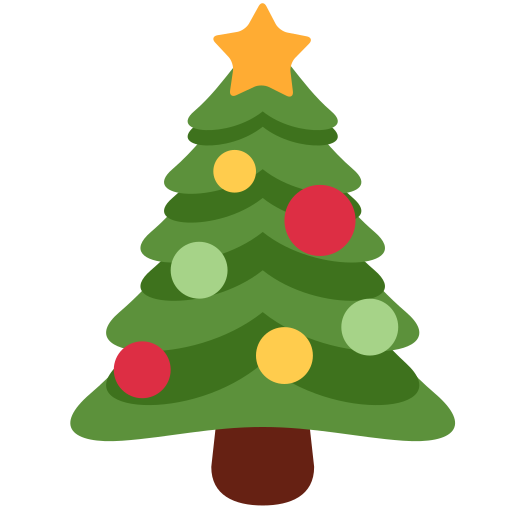 Christmas Tree Emoji Christmas Day Celebration Very Merry Christmas Merry Christmas Images