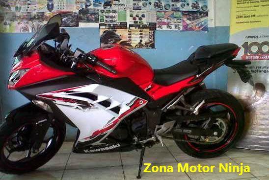 Harga Kawasaki Ninja 250 Fi Bekas Dan Spesifikasinya Kawasaki