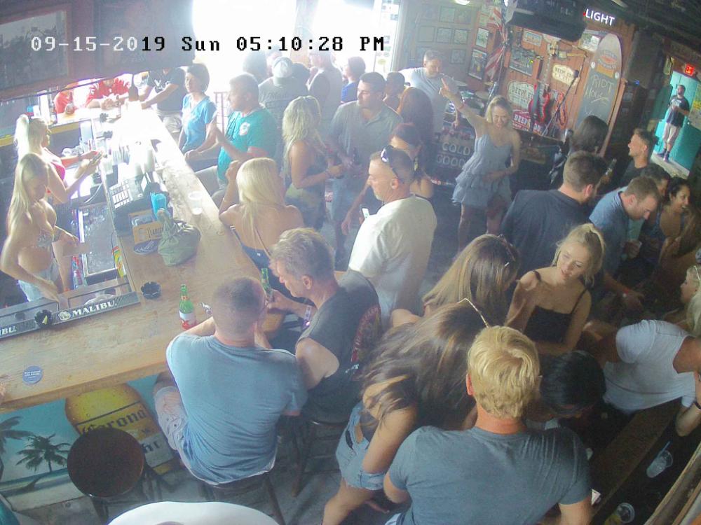 Band Cam Elbo Room Dive Bar Fort Lauderdale Beach